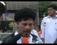 [23 Sep 2011] Ulma Protest  Karachi Press Club - Urdu