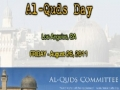 [AQC] Al-Quds Day in Los Angeles, CA USA - 26 August 2011 - All Languages