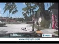 ***SHOCKING*** Woman tasered to brain death by Florida Police - 22Feb2012 - English