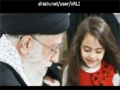 حضور رهبر انقلاب در منزل شهید رضایی نژاد - 06/12/1390 - Rahbar visit - Farsi
