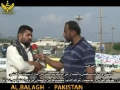 Br. Muhammad Taqi (ISO) about Gilgit Situation & Dharna outside Parliament House, Islamabad - 09 April 12 -