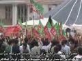 عوامی رد عمل انٹرویو کی زبانی Day 5 of Dherna At Parliment House of Pakistan - Al Balagh - Urdu