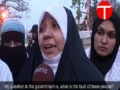 [10 April 2012] Protest in Lahore against GB Shia killings - Urdu sub English