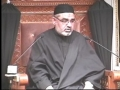3rd Majlis Seerat e Bi Bi Fatima (s.a) - April 2012 - Urdu