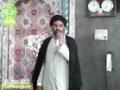 Speech H.I. Syed Ahmed Iqbal Rizvi - اہلبیت مظلوم کیوں ہیں - June 16 2012 - Mureedke - Urdu