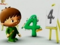 Charlie And The Numbers - NUMBER 4 - English