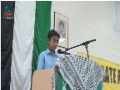 [AL-QUDS 2012] Dearborn, MI USA : Quran Recitation by Muhammad Abbas - 17 August 2012 - English