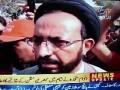 [AL-QUDS 2012] Karachi, Pakistan : ETV News - 17 August 2012 - Urdu