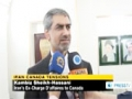 [13 Sept 2012] Iranian diplomats return home from Canada - English