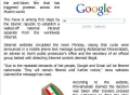 Islamic Republic Iran Bans Gmail amid Google Denial to Block Anti-Islam Film - 24SEP12 - English
