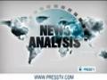 [19 Oct 2012] Possible Israeli angle to Eutelsat Press TV ban - English