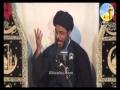 [01] 1st Muharram 1434 - Hussain (a.s)  aur Hayaat - Allama Aqeel ul Gharavi - Urdu