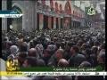 مراسم عاشوراء / كربلاء Ashura in Karbala 25 Nov., 2012 - Arabic