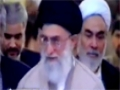 Vali Amr Muslimeen Syed Khamenei attending Imam Reza (a.s) shrine in Mashad - Other