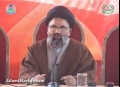 25 Muharram 1434 کربلا راہ دفاع حرمت مقدسات Ustad Syed Jawad Naqavi - Urdu