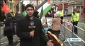 [28 Dec 2012] Annual pro-Palestine vigil held in London - English