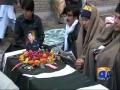 کوئٹہ بم دھماکے؛ دھرنےکا تیسرا دن Quetta Sit in - 13 Jan 13 - Urdu