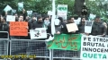 Protest & Dharna against Killings of Shia Muslims at Pakistan High Commission London - 12 Jan 13 - All Languages
