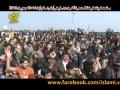 Interviews at Islamabad Dherna - Last Day 13 and 14 Jan 2013 - Al Balagh - Urdu