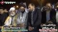[12 Jan 2013] Karachi Dharna at Numaesh Chorangi - Talking to Media Persons - Urdu