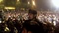 [January 2012] Lahore Dharna - Agha Shafi Najafi - Urdu