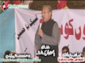 [12 Jan 2013] Karachi Dharna - Speech Arif Alvi - Pakistan Tehreek Insaaf - Urdu