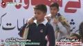 [14 Jan 2013] Karachi Dharna - Speech at Numaesh Chorangi - Urdu