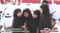 [14 Jan 2013] Karachi Dharna - Noha at Numaesh Chorangi - Urdu