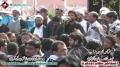 [14 Jan 2013] Karachi Dharna - Alwidai Noha Khwani by Brother Shadman Raza - Urdu