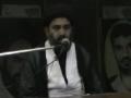 [مجلس ترحیم شہدائے ملت جعفریہ] H.I. Syed Ahmed Iqbal Rizvi - 20 January 2013 - Urdu