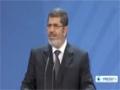 [31 Jan 2013] Egyptian President Morsi visits Germany - English