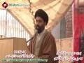 Speech H.I. Ahmed Iqbal Rizvi - 17th Martyrdom Anniversary Dr. Muhammad Ali Naqvi Shaheed - 4 March 2012 - Urdu