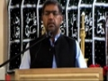 [Speech] The unity of Ummah - Dr. Nasir Zaidi - Aza e Hussain Centre - Urdu