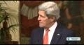 [01 Mar 2013] John Kerry holds key talks with Ahmed Moaz al Khatib - English