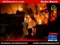 [media watch] Samaa News - Bomb Blast at Abbas town Karachi - 3 march 2013 - urdu