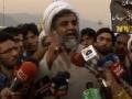 Allama Raja Nasir Abbas Press Conference on Abbas Town Blast - March 2013 - Urdu