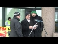 [Toronto Protest] Mersia By Brothers-  Shia and Sunni Killings in Pakistan - Urdu