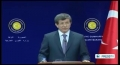 [17 Mar 2013] Turkey pushes to arm foreign-backed insurgents in Syria - English
