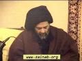 H.I. Abbas Ayleya - Shahadat of Sayyedah Fatima Zahra (a.s) - 11 April 2013 - English
