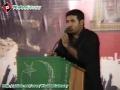 [لبیک یا حسین ع کانفرنس] Manqabat by Br. Murtaza Nagri - 21 April 2013 - Urdu