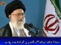 صحیفہ نور US & Zionists can not stand the strength of Islamic Awakening - Supreme Leader - Persian Sub Urdu
