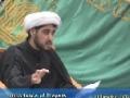 [11][Ramadhan 1434] Importance of Prayers - Sh. Mahdi Rastani - 20 July 2013 - English
