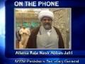 Velayat News (Exclusive Phone Interview: Allama Raja Nasir Abbas Jafri, MWM Pakistan S.G) 07-23-13 - English Urd