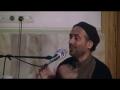 Majlis e Shahadat e Bibi Fatima Zahra (s.a) - Maulana Syed Jan Ali Kazmi Urdu 2013  Qum part 5