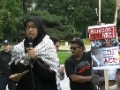 [AL-QUDS 2013] Speech by Sister Amina Ali - Toronto, Canada - August 2013 - English