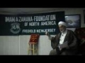 Reflection on the life of Imam Ali AS and his teachings - Pt2-Eng