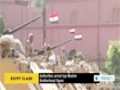[30 Oct 2013] Egypt riot police clash with pro-Morsi students in Cairo - English
