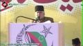 [عظمتِ ولایت کانفرنس] Speech By Br. Naqi Naqvi - 27 Oct 2013 - Urdu