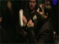 Azadari and Sinazani - مراسم عزاداری شب ۲ محرم - Farsi