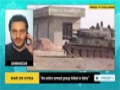 [15 Dec 2013] Syrian troops take over key areas in suburbs of city of Adra near capital - English